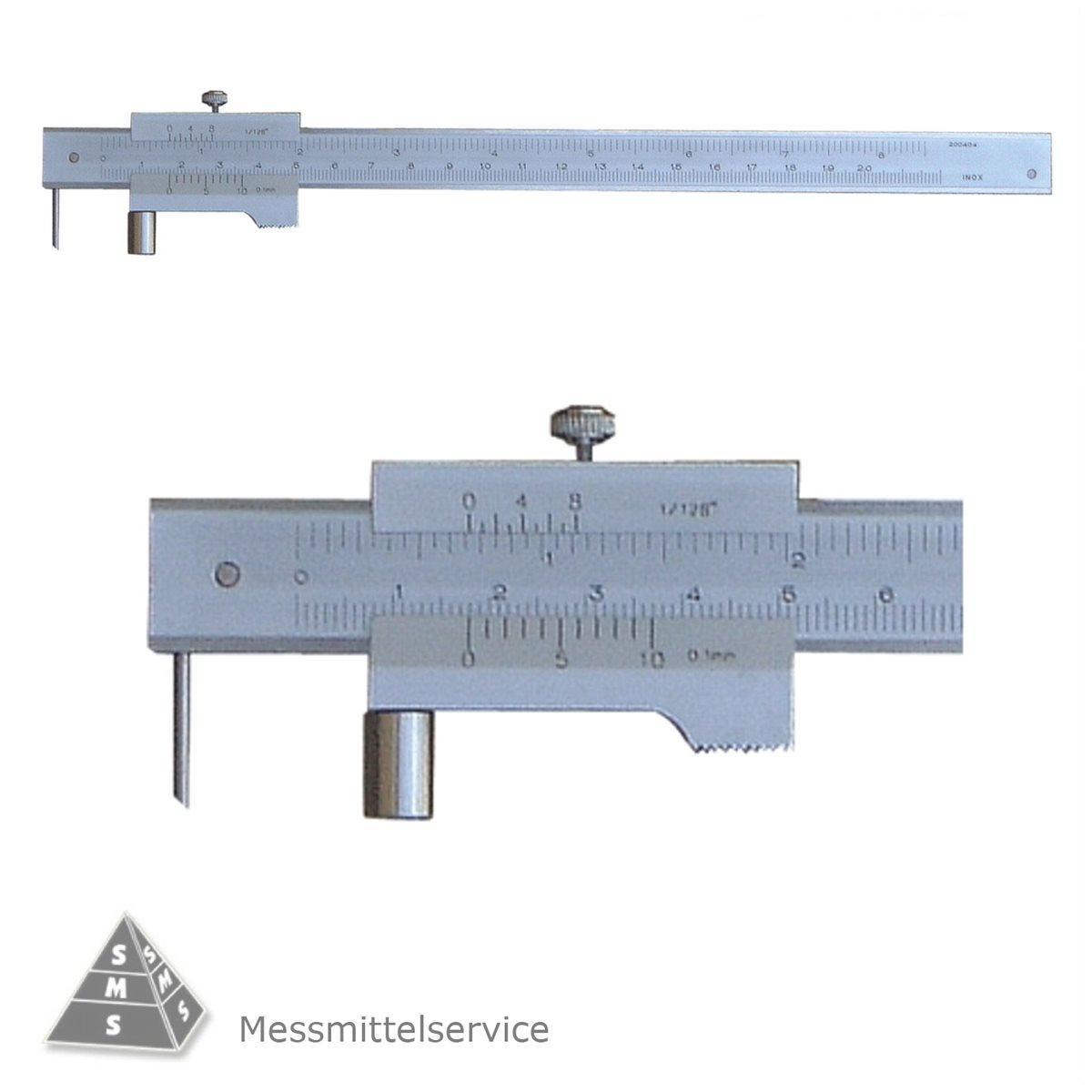 peter slotta messmittelservice - anreißmessschieber 200 oder 400 mm